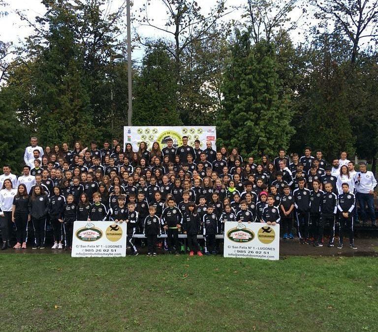 Composición equipos Campeonato de Asturias por clubes y el Torneo Interescuelas.