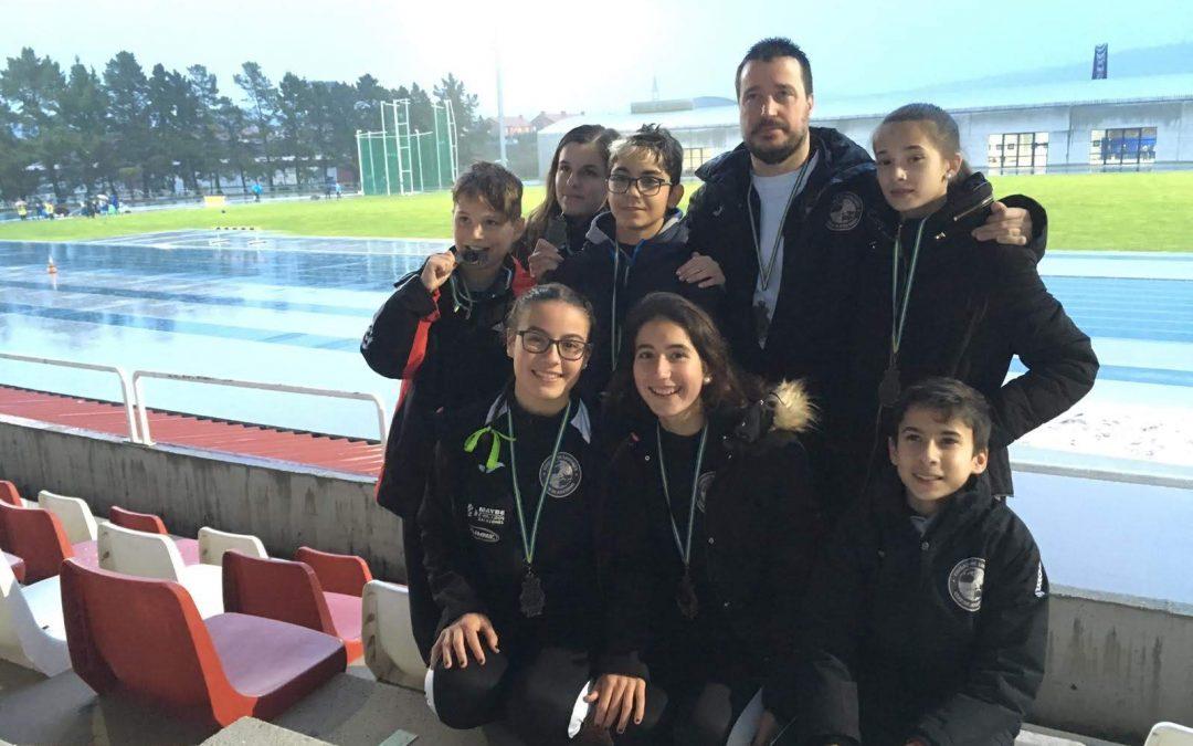 Resultados Campeonato de Asturias de Invierno de martillo y marcha.