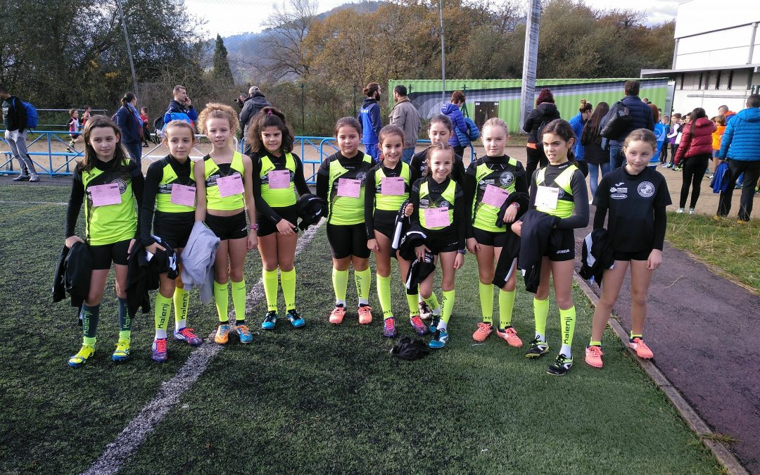 Cross escolar en Lugones