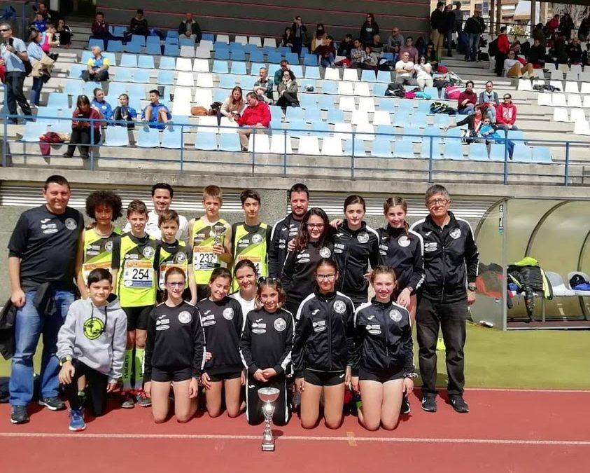 Resultados Clasificatorio Campeonato de España por Equipos Sub-14.