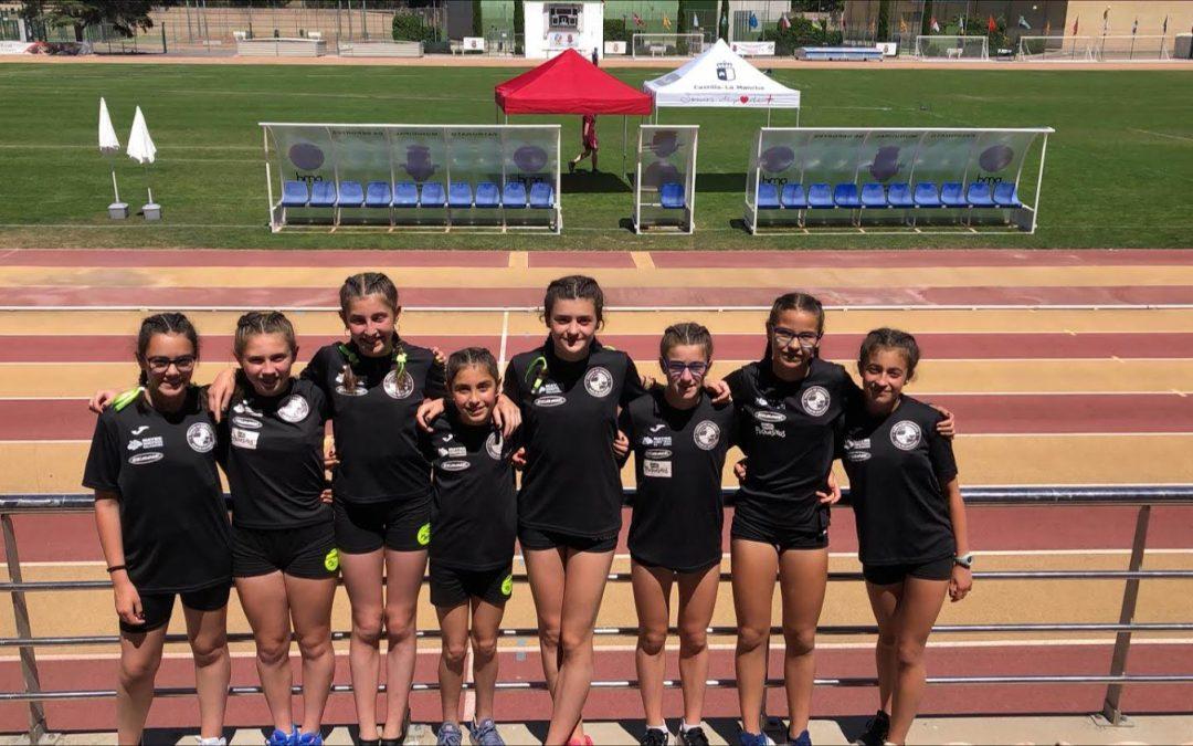 Resultados Campeonato de España Sub-14 por equipos.