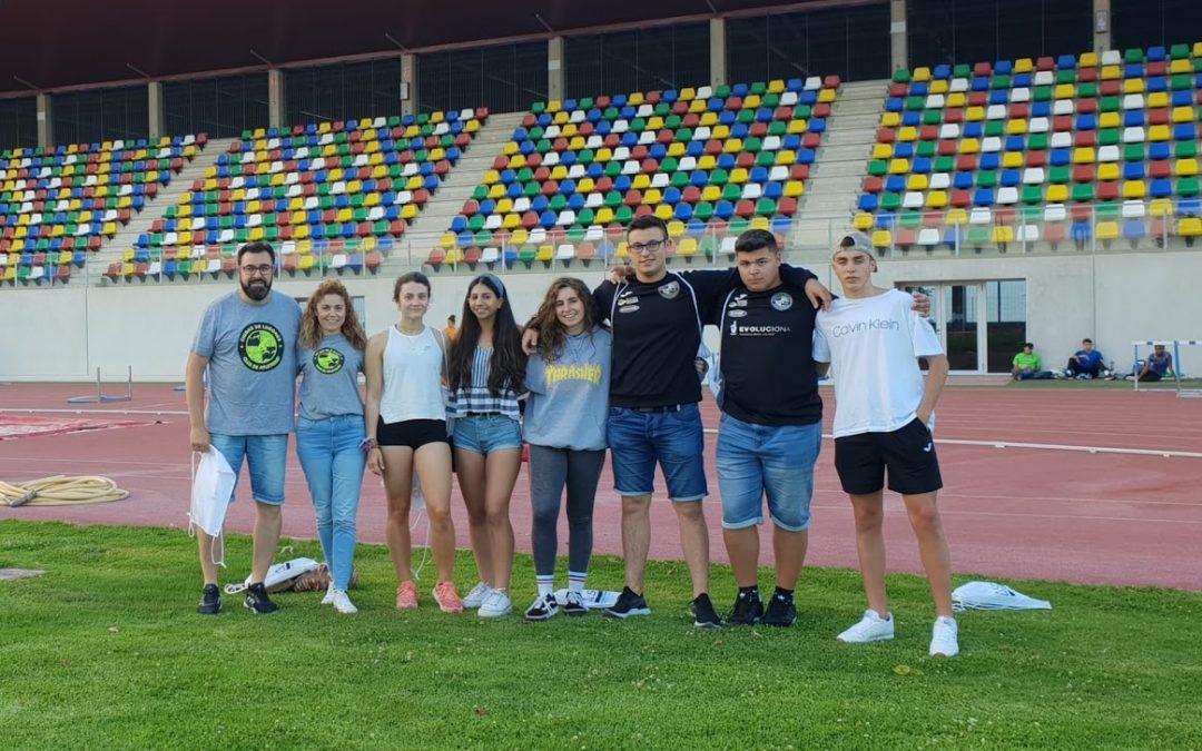 Resultados Campeonato de España Sub-18.