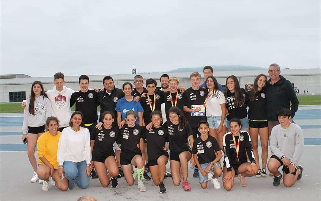 Resultados Campeonato de España Sub-16 y Sub-20.
