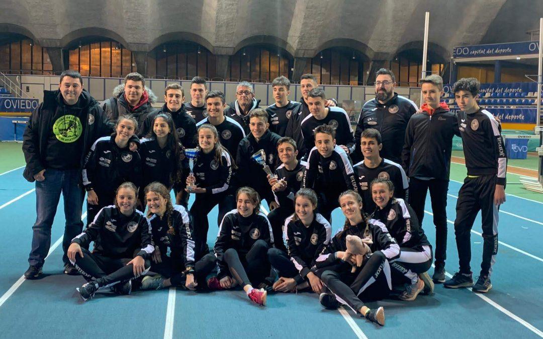 Resultados Campeonato de Asturias de Clubes y Torneo Interescuelas.