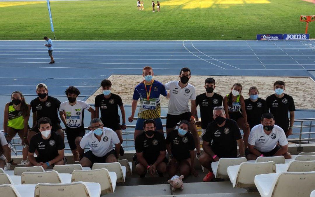 Resultados Campeonato de España sub-18