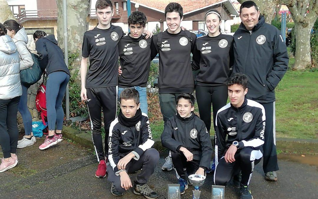 Resultados Cross de Perlora – Campeonato de Asturias Cross Largo por equipos.