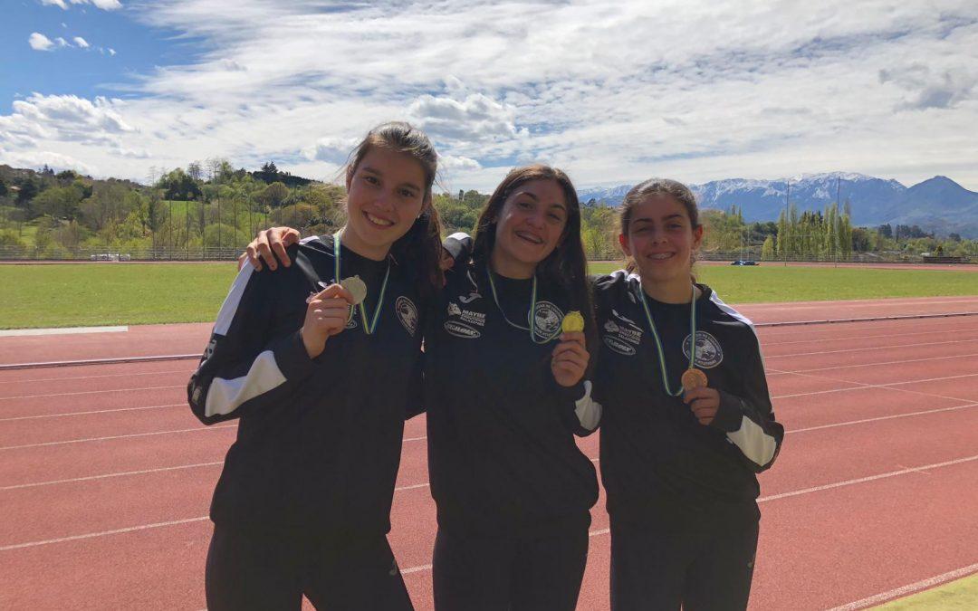 Resultados Campeonato de Asturias de Combinadas y control.