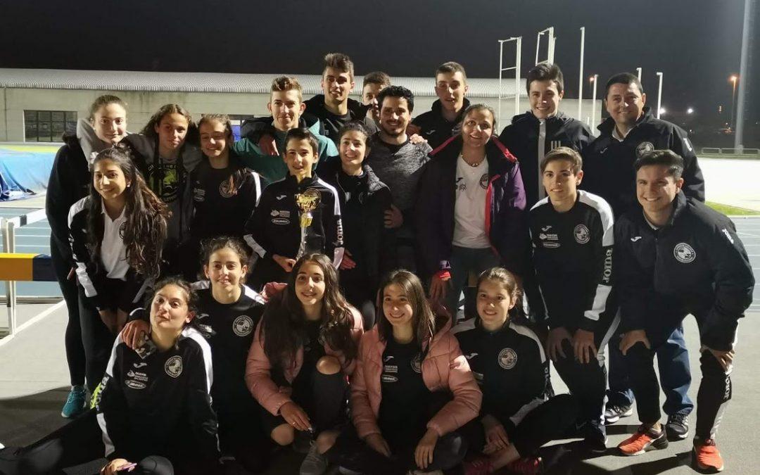 Resultados Campeonato de Asturias por Clubes.