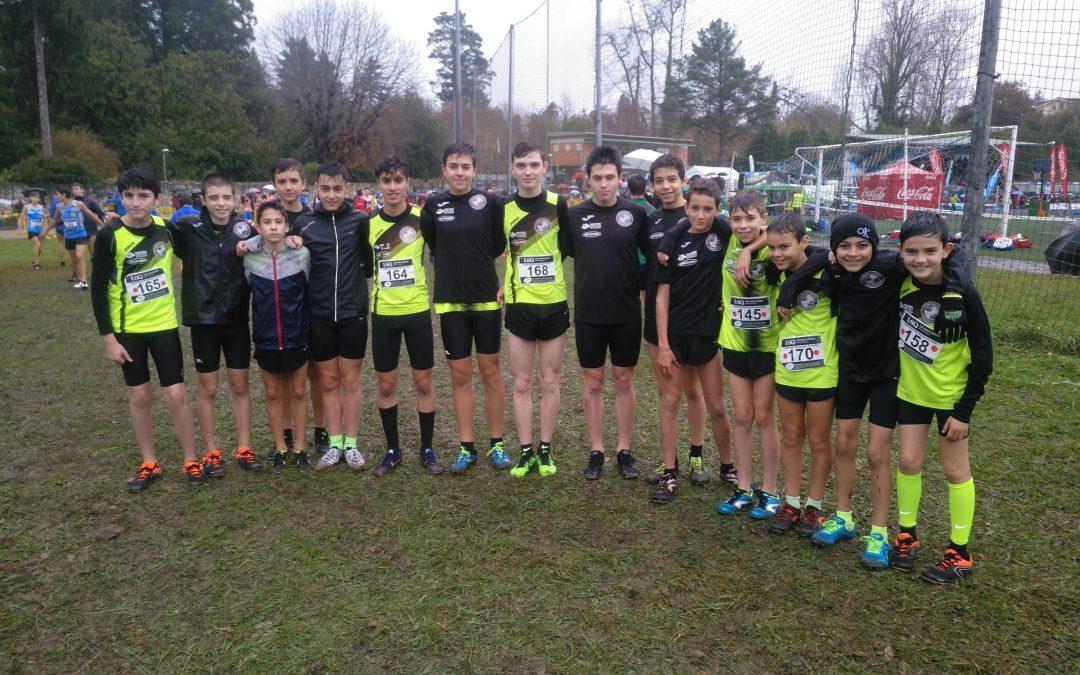 Resultados IX Campeonato de Asturias de Cross Corto.